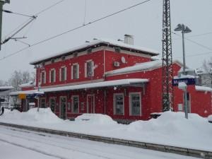 Bahnsteigseite, 20.02.2013
